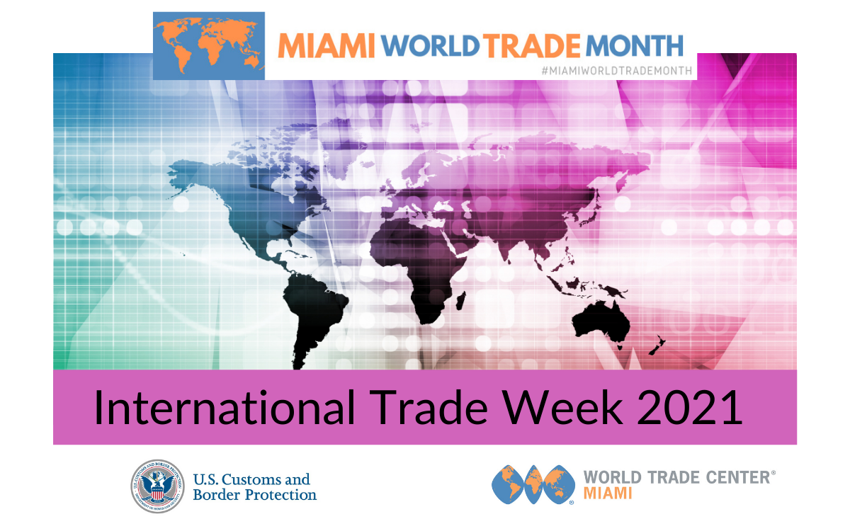 International Trade Week 2021